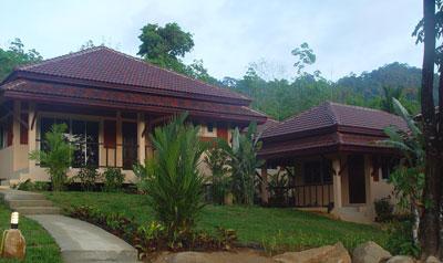 Khao lak discovery bungalows - Bos lak ...